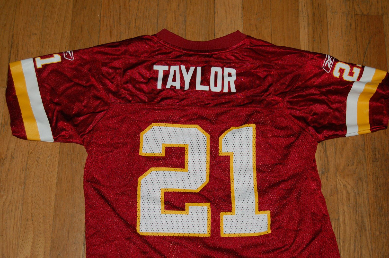 Sean Taylor Autographed Jersey