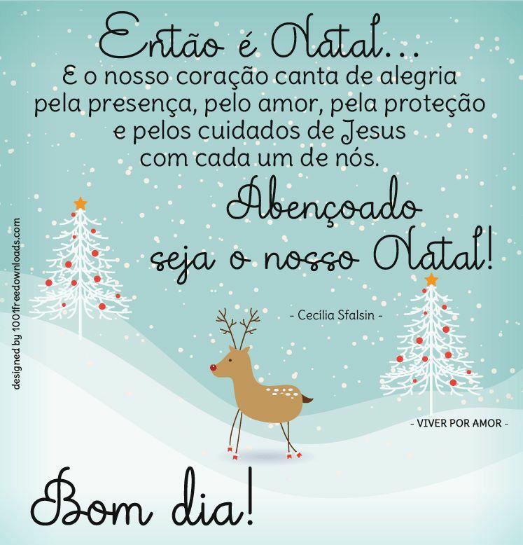 Facebook Natal Mensagem De Natal E Frase Feliz Natal