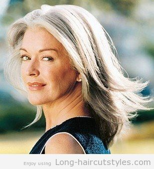 Pin By James Joseph Experience On Gray Pride Style For Any Age Hair Styles Beautiful Gray Hair Grey Hair Looks