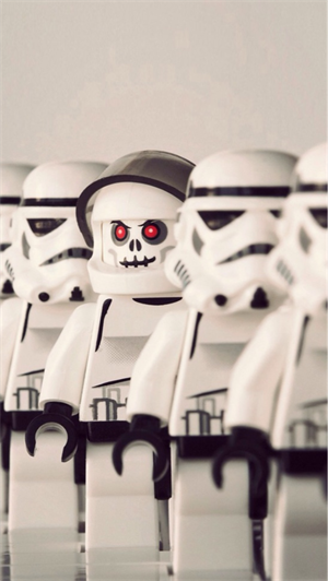 LEGO Stormtroopers Wallpaper