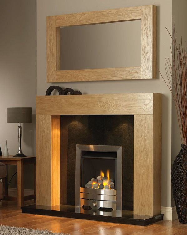 Buy the California wood fire surrounds online today and get a with Free 2-Year warranty, free delivery and Free Hidden Fitting Kit