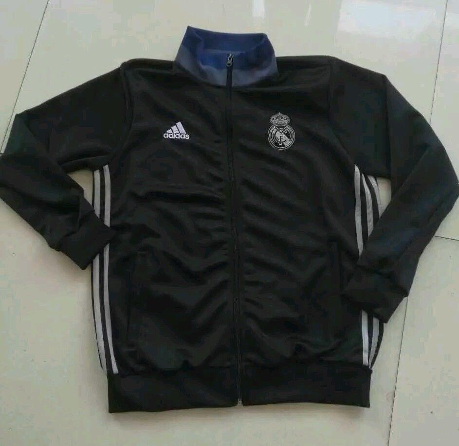 cool Real Madrid 16-17 jacket   Check more at http://harmonisproduction.com/real-madrid-16-17-jacket/
