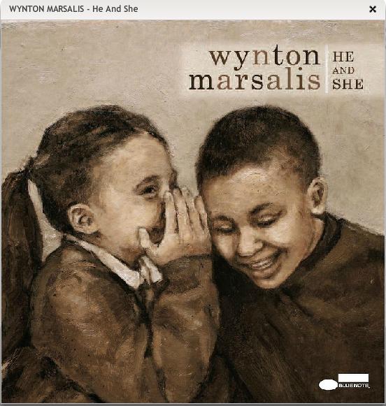 Wynton Marsalis - He and She, 2009