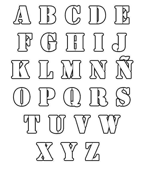 abecedario de los tipos de letras gratis - ALOjamiento de IMágenes ...
