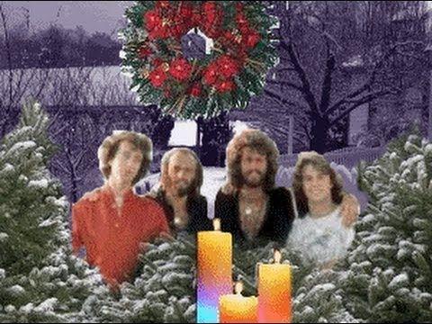 Bee Gees Christmas 2012 Bee Gees Gees Christmas Musical