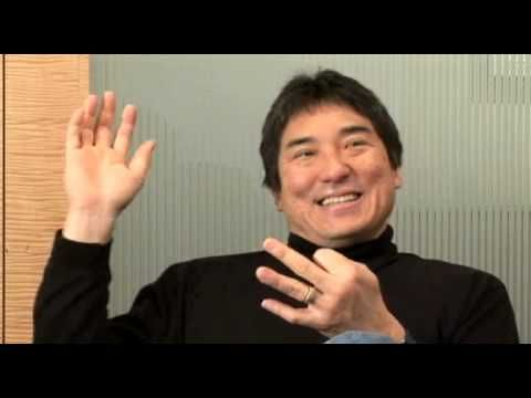 Guy Kawasaki about Apple taken from Welcome to Macintosh - YouTube