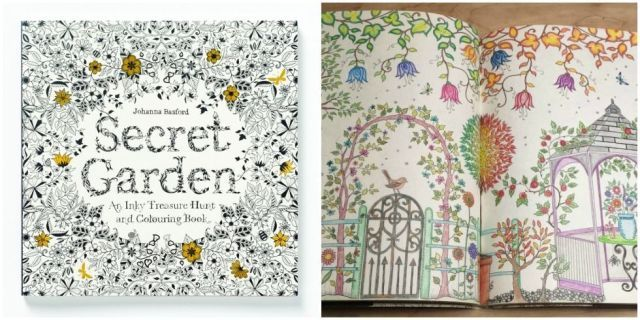 10 Adult Coloring Books We Wish Existed Books Movies Theaters