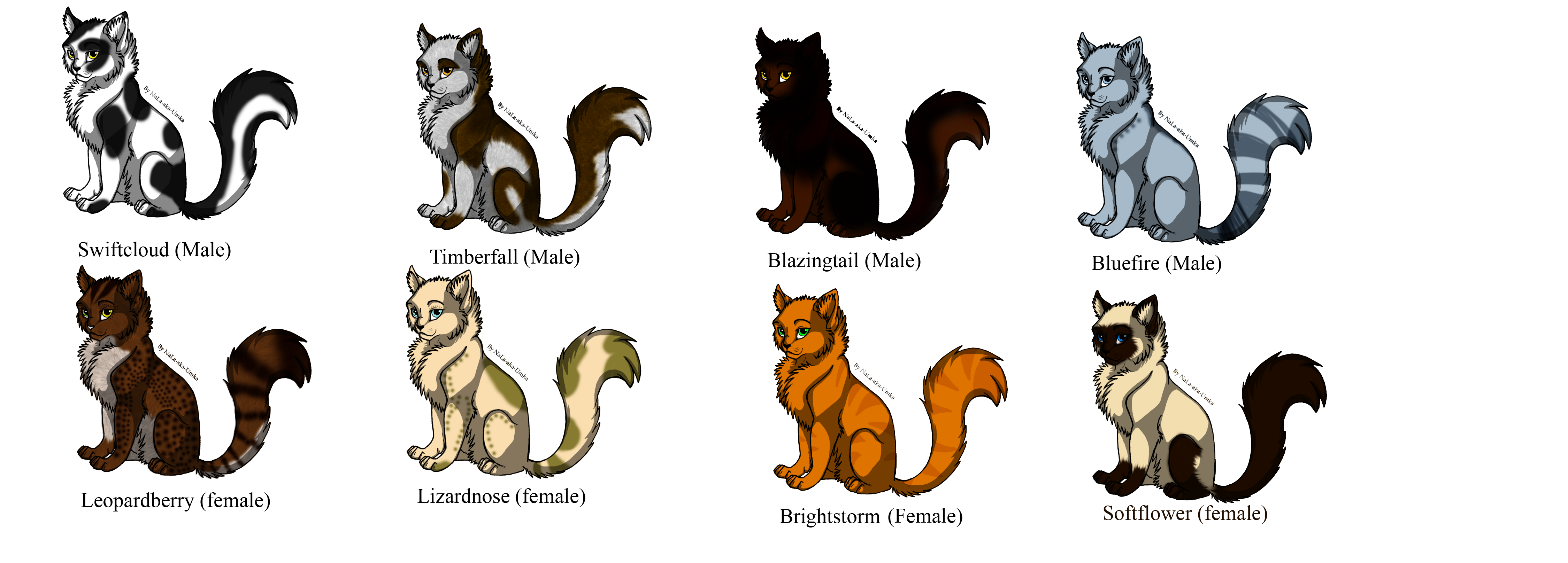 Warrior Suffixes By Natural 20 On Deviantart With Images Warrior Cats Warrior Do Cats Blink