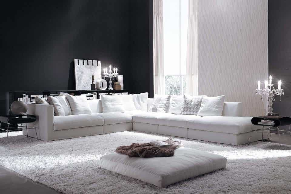 Bilbao Sofa By Frigerio Now Available At Haute Living Modern Sofa Sectional Sofa Modular Sofa