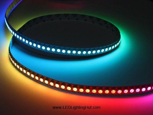 Apa104 digital intelligent rgb led strip light 144 ledm 5vdc apa104 digital intelligent rgb led strip light 144 ledm 5vdc replacing aloadofball Image collections