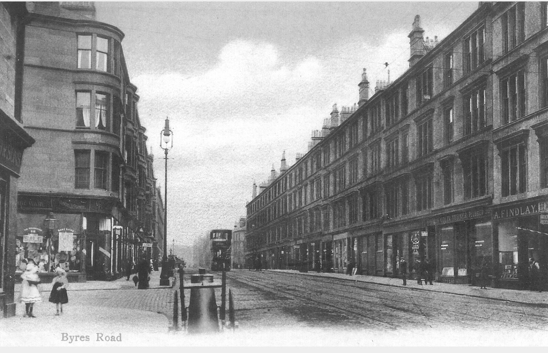 Walked Down Byres Road Many Times Glasgow Scotland Glasgow Old Photos