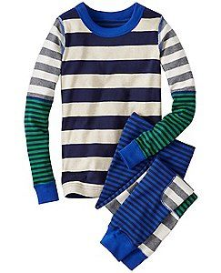 14f7bb9e97 Kids Long John Pajamas In Organic Cotton by Hanna Andersson