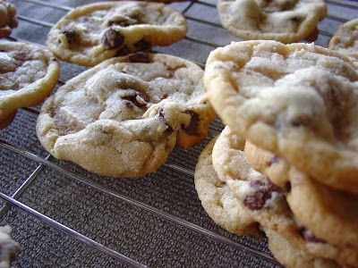 My NEW go to recipe. Better than butter I promise! Chocolate Chip Cookies with Coconut Oil instead of Butter.