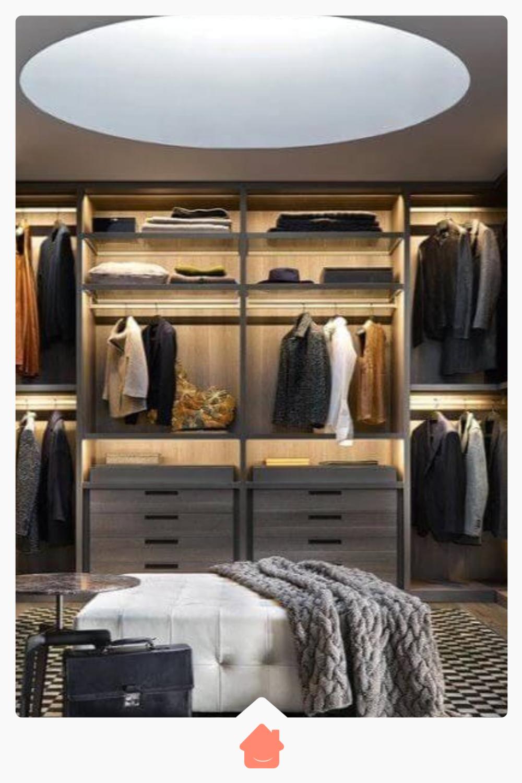 Fabriquer Un Dressing Dans Une Chambre Épinglé par ghĪzlāÑē sur armoire   dressing maison