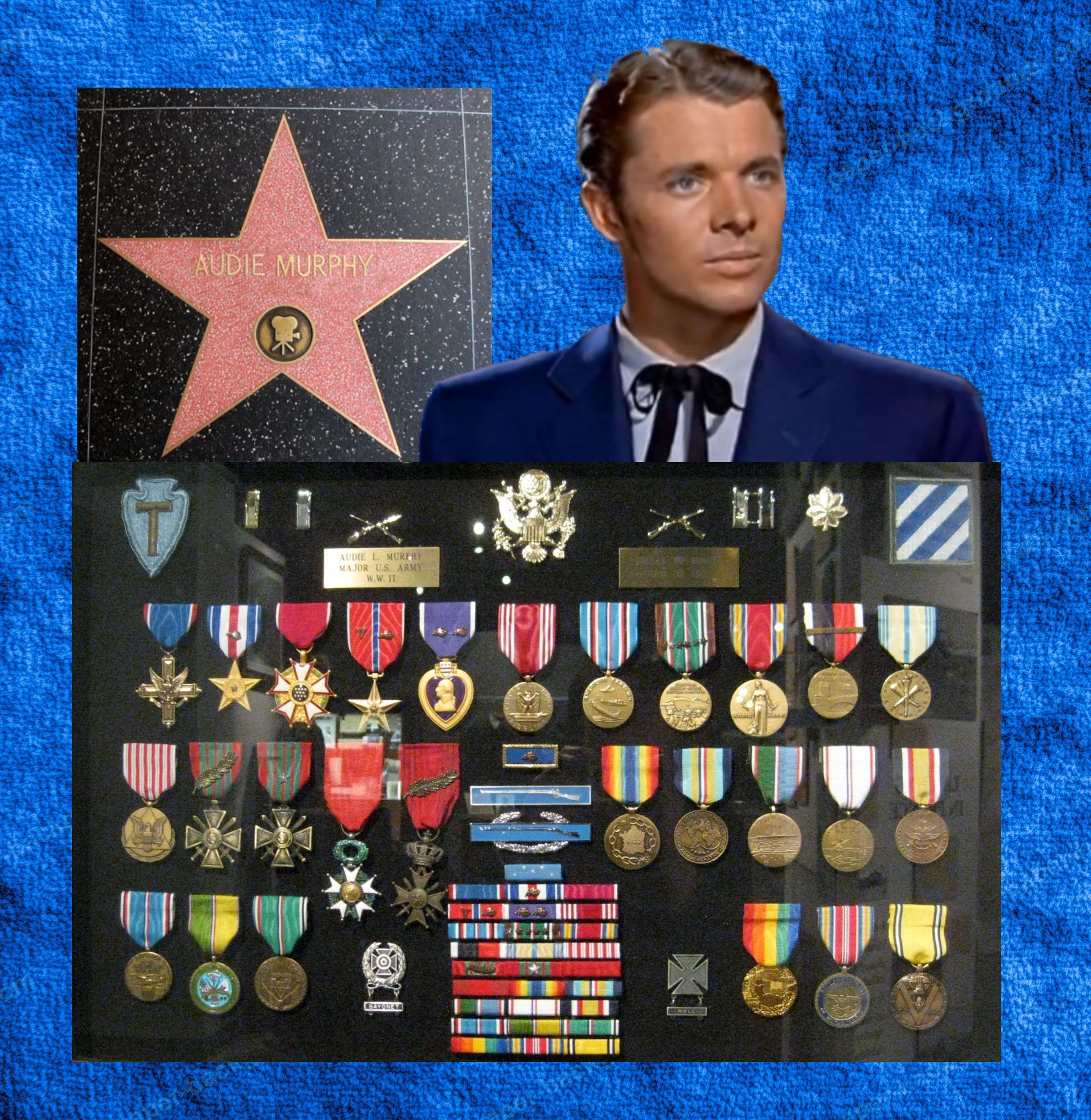 Audie Murphy Most Decorated Veteran Of WWII
