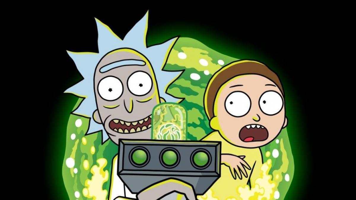 Rick Y Morty Hbo Max Tendra En Exclusiva La Temporada 4 Rick And Morty Temporadas Teaser