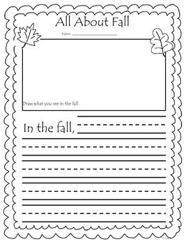 All About Fall Writing You Got Schooled Pinterest Writing
