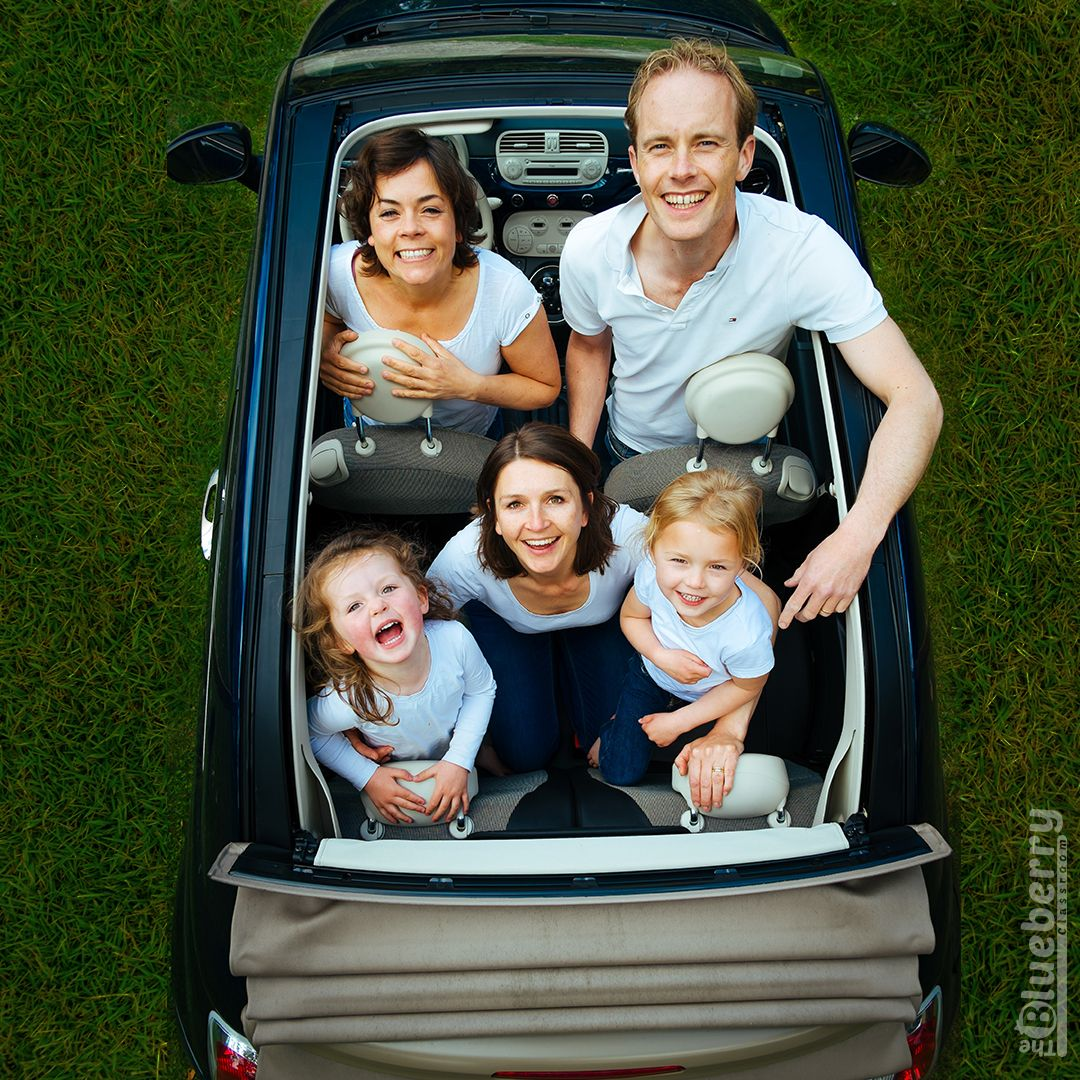 Indoor Voices Need To Be Used In The Car By Both Children And