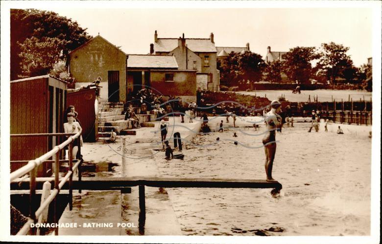 Donaghadee bathing pool donaghadee northern ireland - Bangor swimming pool northern ireland ...