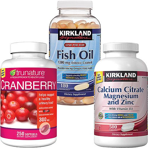 Warehouse Coupon Offers Healthy Food Fish Oil