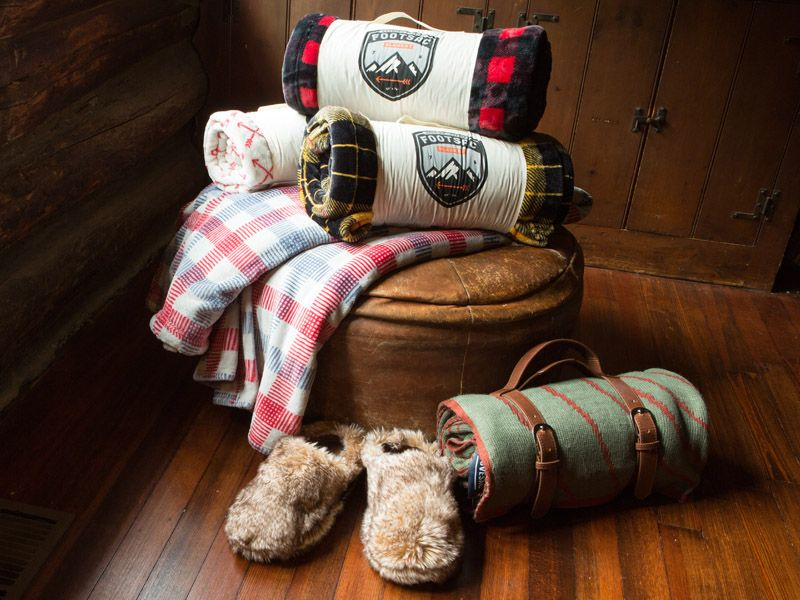 Limited Edition Woodsy Footsacs Are Inspired By Vintage Camping Equipment And Feature A Cozy 18