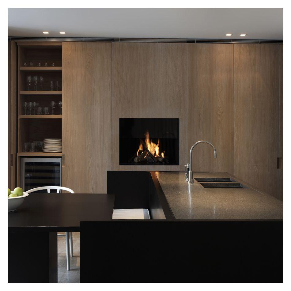 De Puydt - Kitchen Fireplace