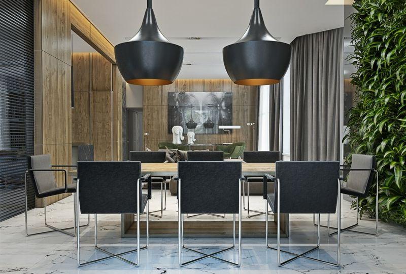 Einrichtungsideen im minimalistischen Wohnstil – 50 reduzierte ...