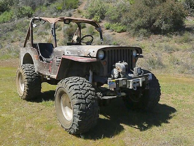 Meet A 4x4 Legend That Broke The Neon Colored Barrier Of The 80s 4 Wheel Off Road Magazine Jeep Built Jeep Badass Jeep