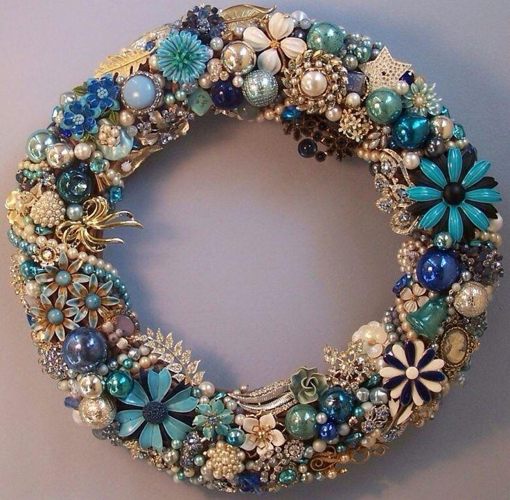 10 Vintage Inspirierte Diy Urlaub Ideen Old Jewelry Crafts Costume Jewelry Crafts Vintage Jewelry Crafts