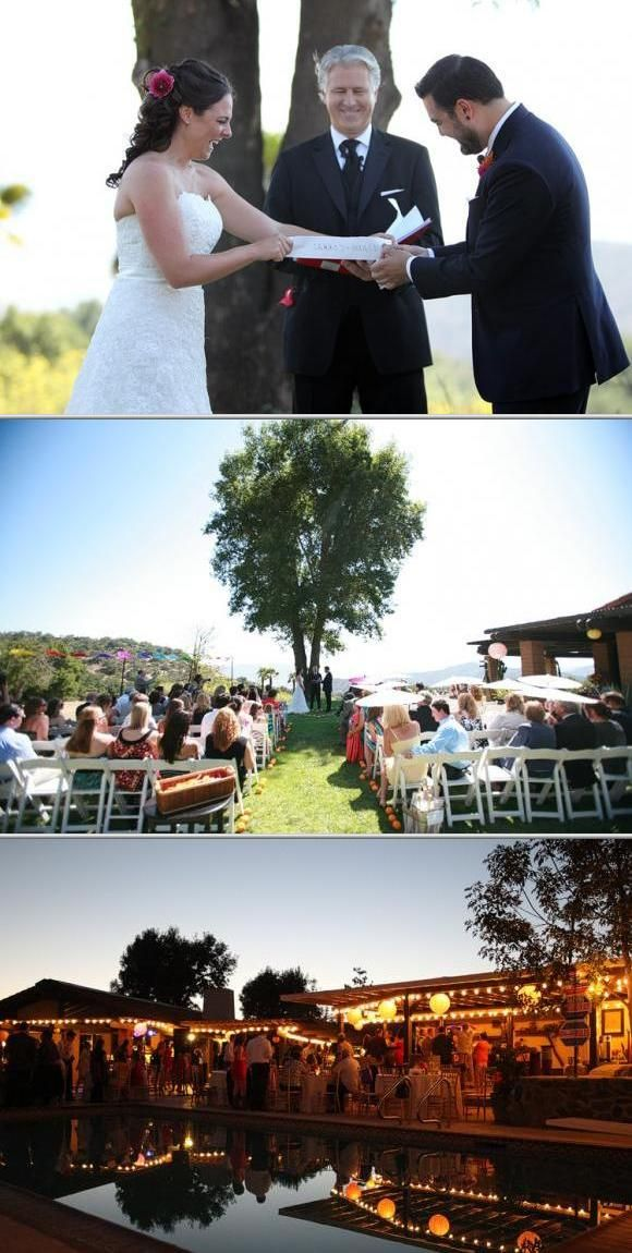Get married in a memorable ceremony when you choose an