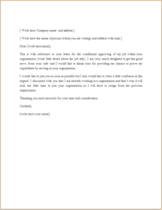 Response Letter Download At HttpWwwTemplateinnComOfficial