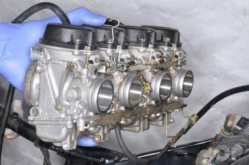 GSX600F Suzuki Katana 600 GSX 750 Online Repair Manual Carburetors ... 580285f911