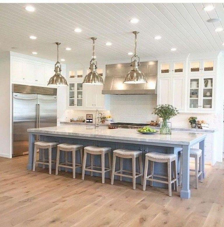 31 The Top Country Farmhouse Kitchen Design Ideas To Modify Your Kitchen Kitchende Farmhouse Kitchen Design Country Kitchen Farmhouse Farmhouse Style Kitchen