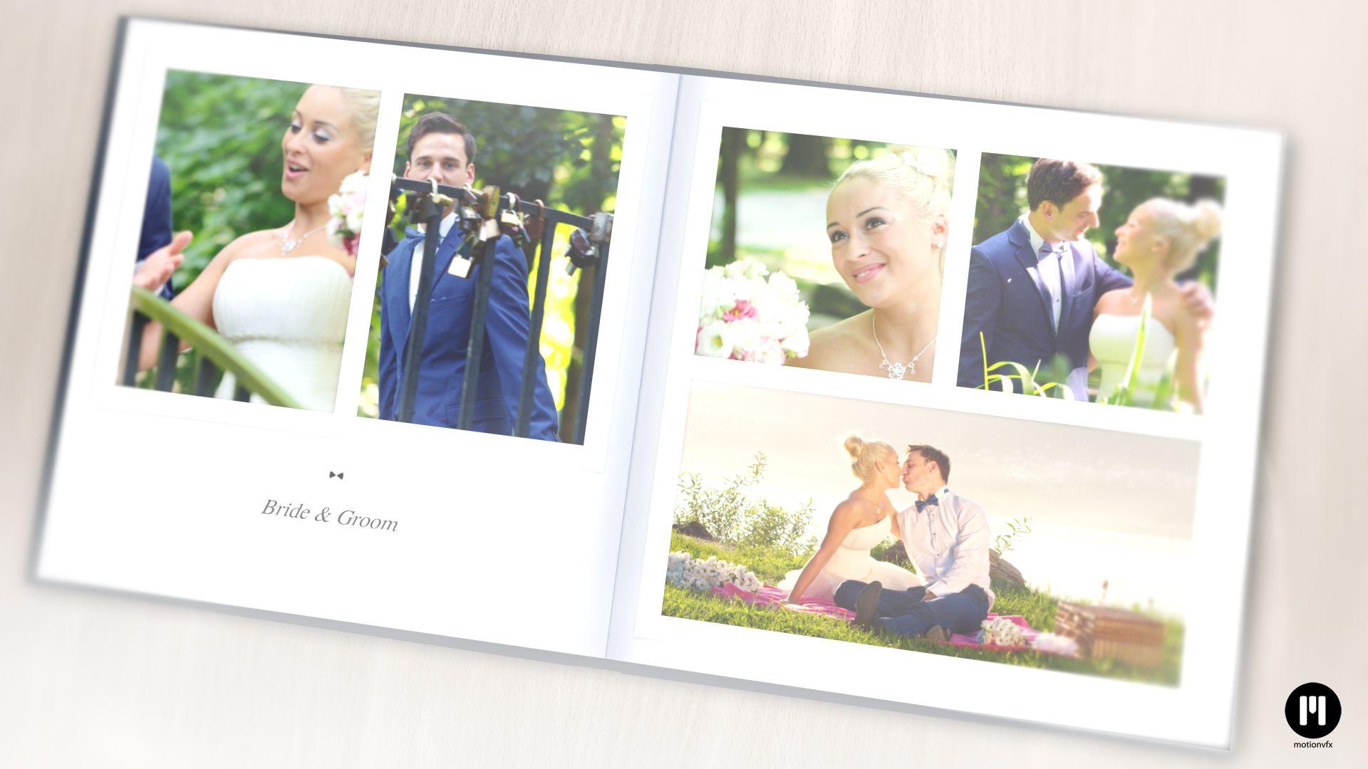 Wedding Album Motion 5 Template Arrived Https Www Motionvfx Com Store Project 1044 P1868 Html Motion5 Wedding Album Templates Wedding Album Wedding Videos