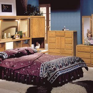 Wall Unit Bedroom Furniture Sets