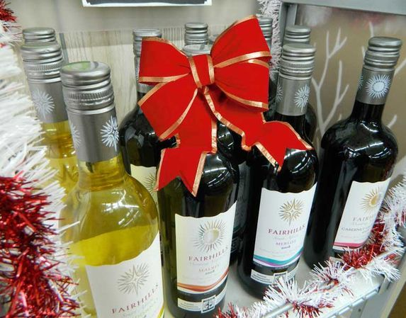 12 Wines of Christmas    12 different wines hand selected by   Pat Flanagan.  Regular Price: $143.88    Only $48.00     case of 12 wines 750ml