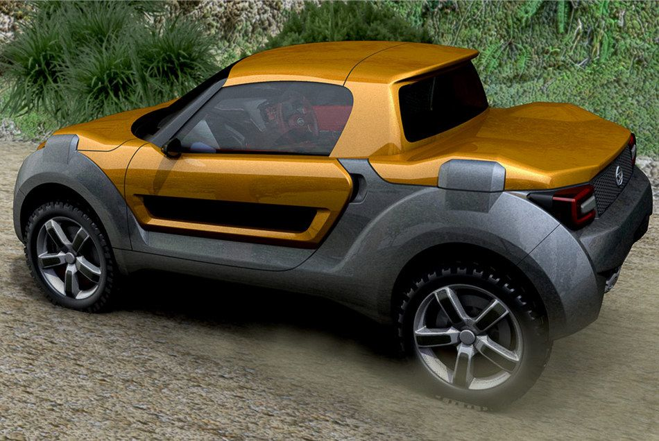These Include A Roadster Shooting Break Like Hatchback Two Door Crossover And Track Racer Description From Carscoops