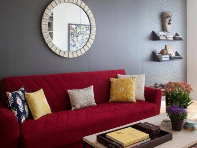 Awesome Accent Wall Ideas For Bedroom Living Room Bathroom And Beauteous Living Room Wall Colors Inspiration