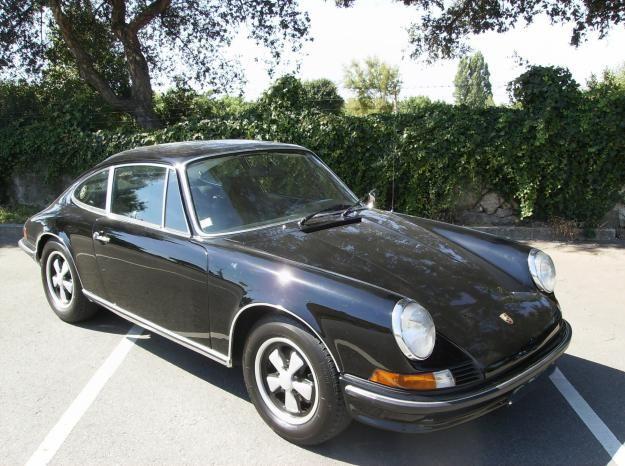 Dream car, 1973 Porsche 911