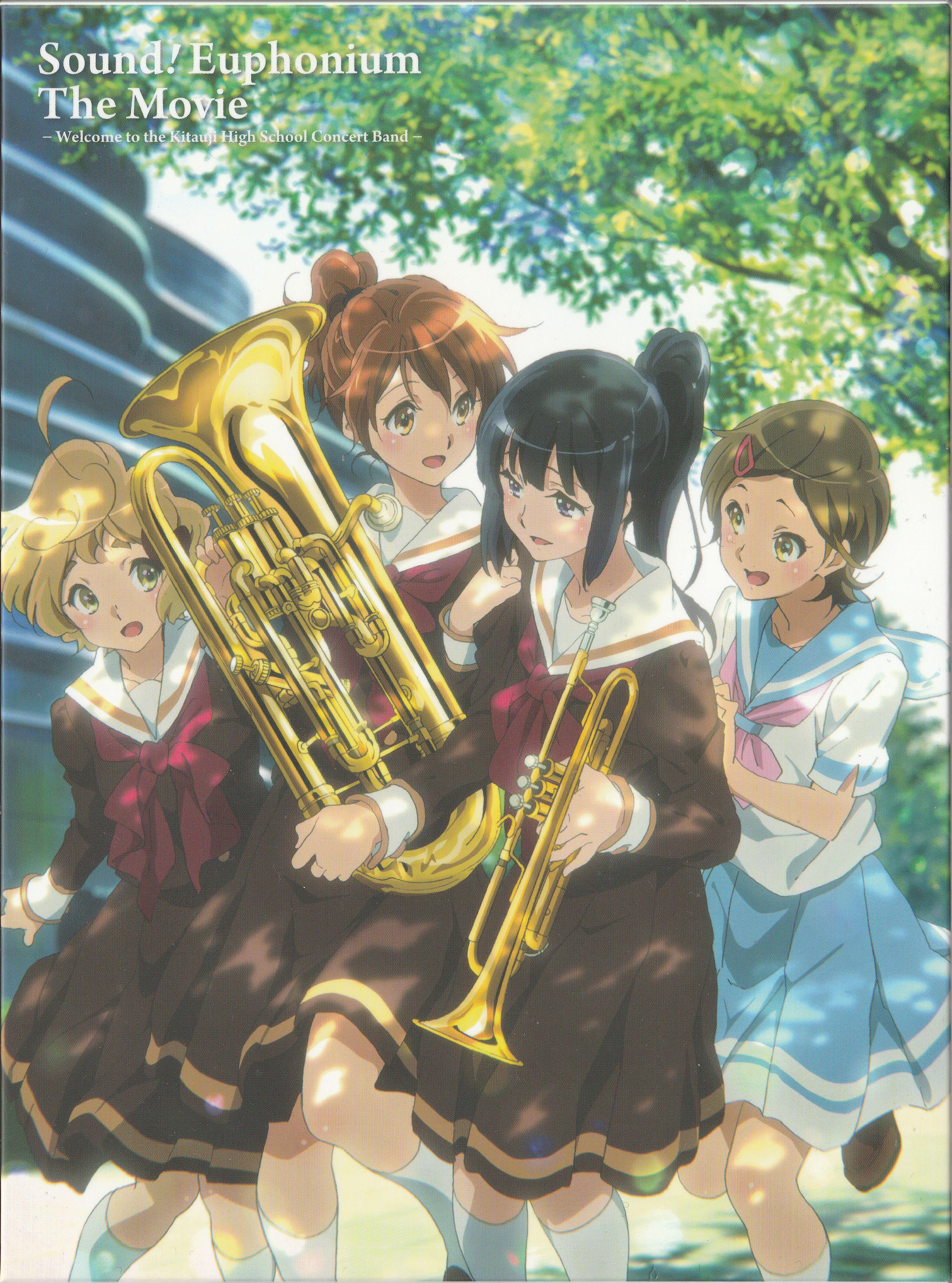 Ikeda Shouko, Kyoto Animation, Hibike! Euphonium, Kousaka