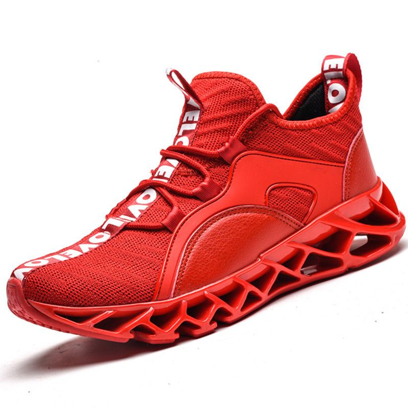 outlet store d5aae dff8d Super Men s Blade Sports Sneakers Casual Shoes Athletic Outdoor Running  Jogging  fashion  clothing