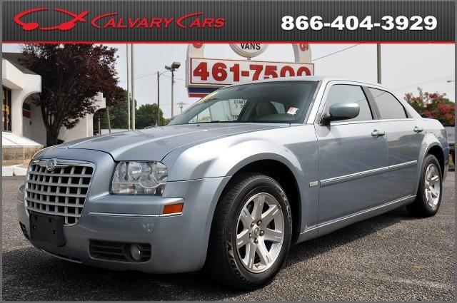 2006 Chrysler 300 4dr Sdn 300 Touring #CalvaryCarsAndService ...