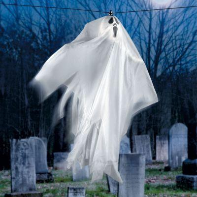 Flying Ghost Halloween Decoration Halloween delights Pinterest