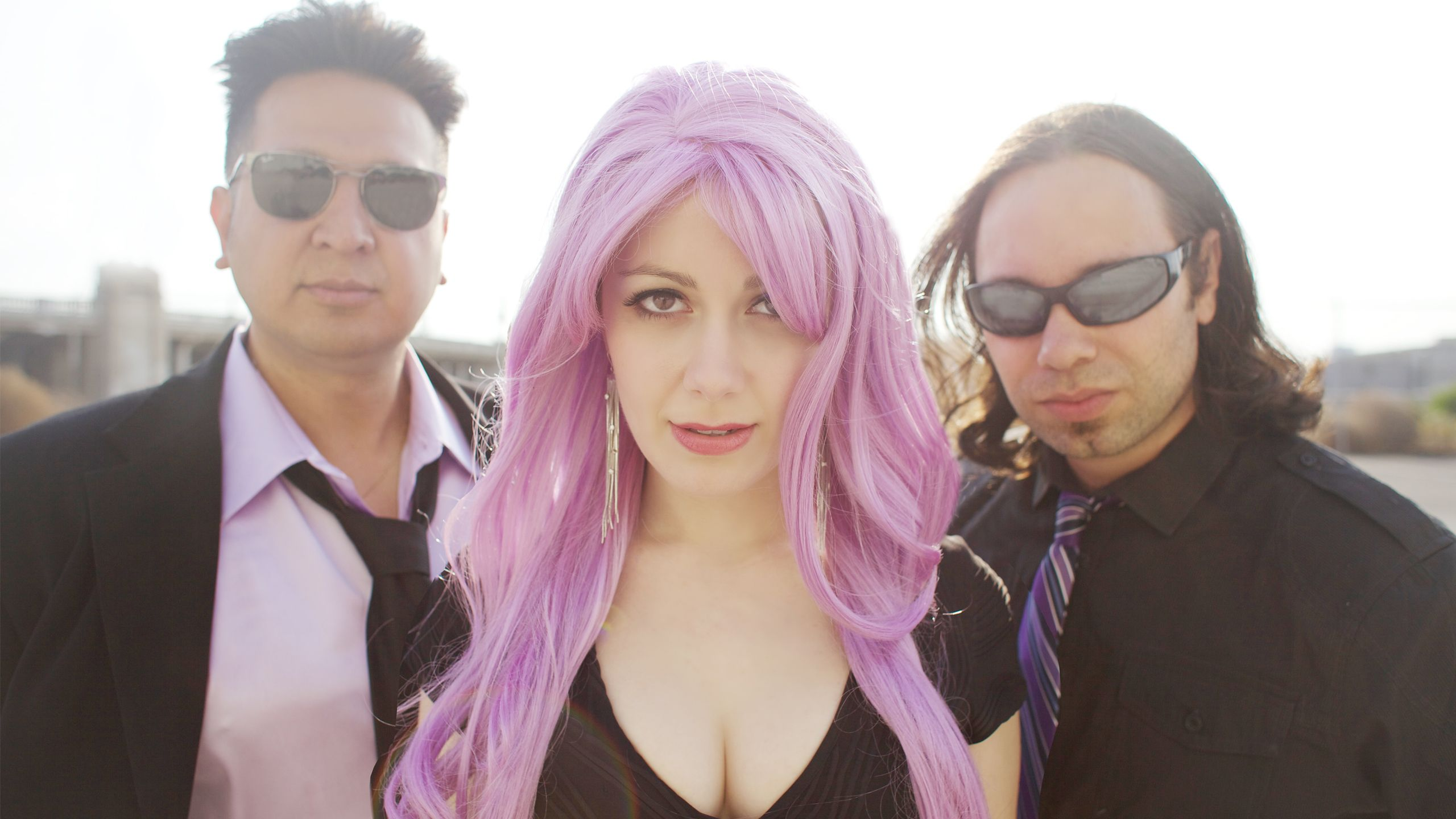 Strangely Attractive Is A Pop Rock Band From Los Angeles Pop Rock Bands Rock Bands Attractive