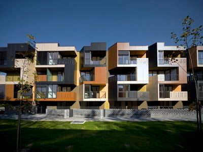 Excellent Apartment Building Design Ideas. Architecture Pin by EA European on 010 SOCIAL HOUSING