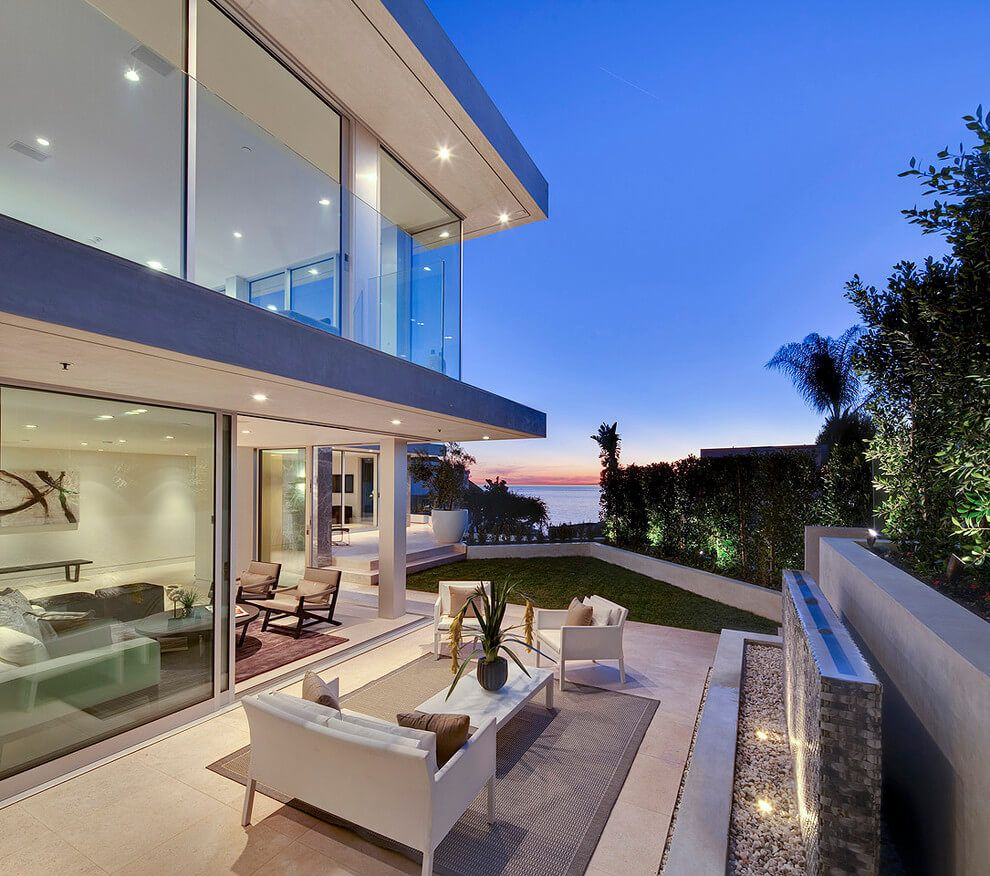Laguna Beach Luxury Homes: Luxury Residence By Corr Contemporary Homes