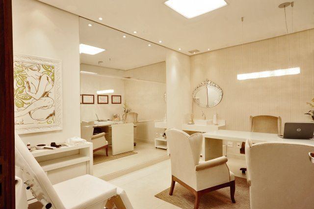 Consultório dermatologista