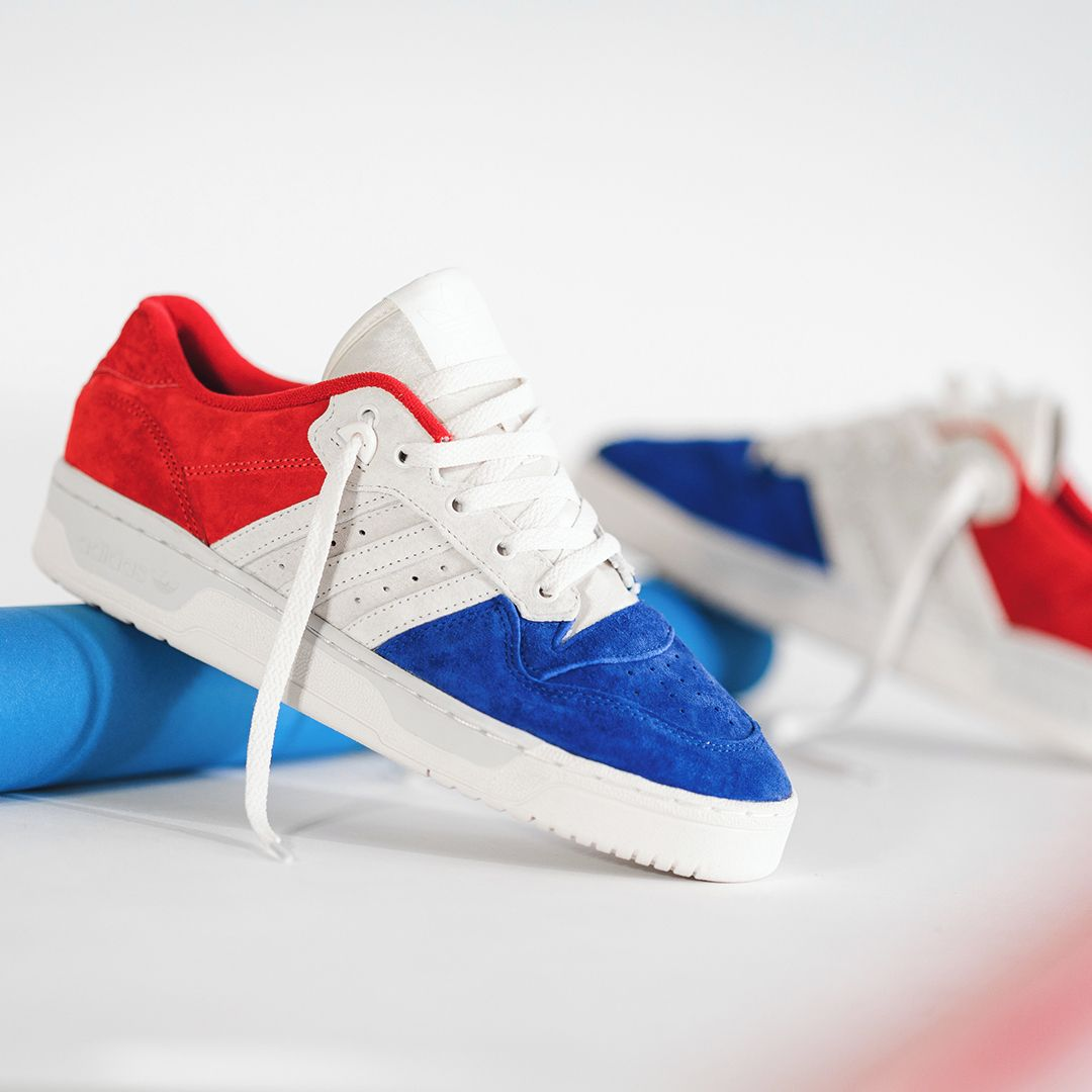 Adidas Originals Rivalry Low In Blau Ef6414 Everysize In 2020 Adidas Originals Sneaker Manner Turnschuhe Sneaker