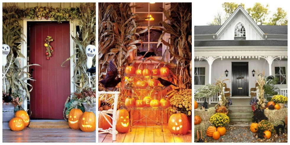 30+ Spooktacular Outdoor Halloween Decorations Outdoor halloween