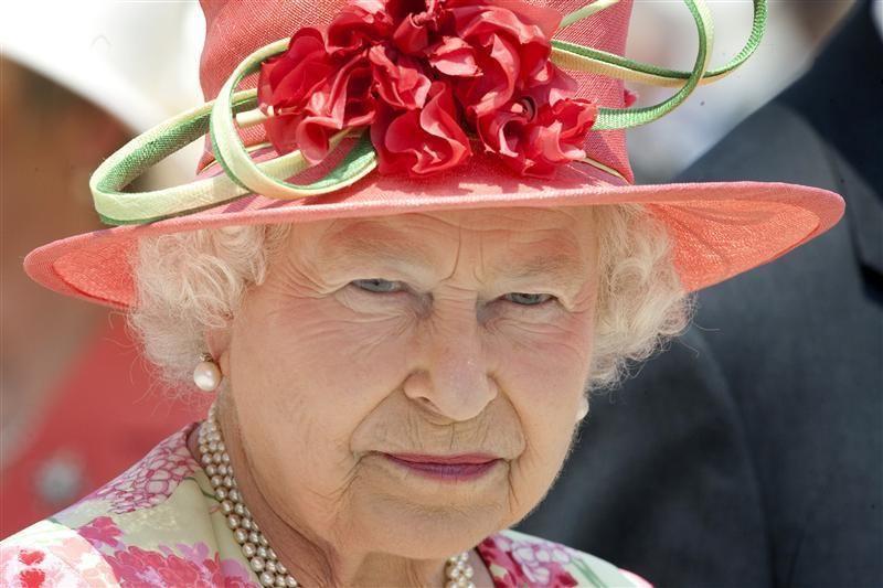 The queen :)